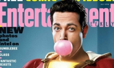 Shazam! Photo Reveals Man Of Steel And Justice League Easter Eggs