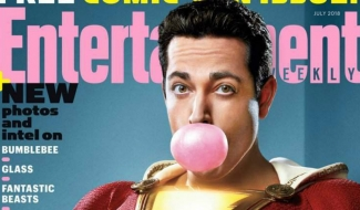 First Shazam! Trailer Casts A Spell Over Comic-Con