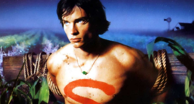 Smallville Is Coming To Blu-Ray For First Time Ever For Its 20th Anniversary