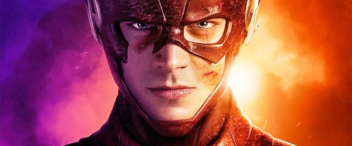 Grant Gustin Shares First Official Look At The Flash's New Costume