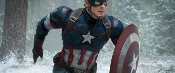 Turns Out Chris Evans Wasn't Marvel's First Choice For Captain America