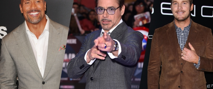 Forbes Reveals Hollywood's Highest Paid Actor For 2018