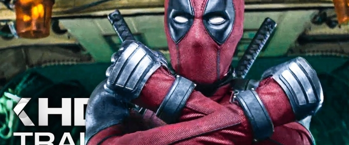 The Merc Comes To Blu-Ray In This New Deadpool 2 Promo