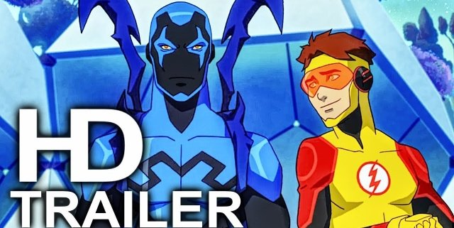 Young Justice Trailer