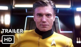 Star Trek: Discovery Season 2 Trailer Introduces Captain Pike And Teases Spock