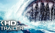 The Meg Gets Super-Sized Poster And Two Silly New Promos