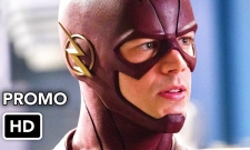 Bizarre Promo For Next Episode Of The Flash Debuts Online