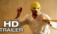 Danny Dons The Yellow Mask In New Iron Fist Season 2 Trailer