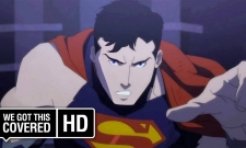 New Clip From The Death Of Superman Soars Online