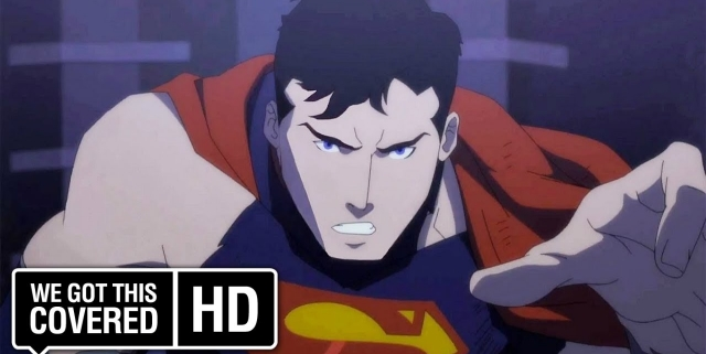 the death of superman clip