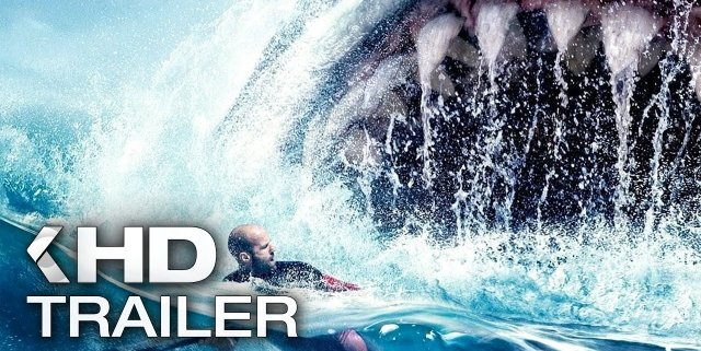 The Meg TV Spot