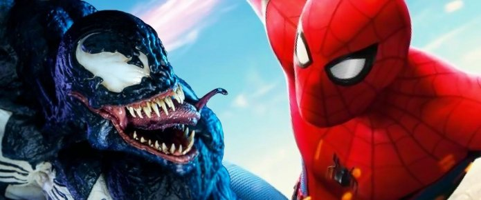 Holland's Spider-Man and Hardy's Venom Will Reportedly Team Up In Marvel Studios' Secret Wars