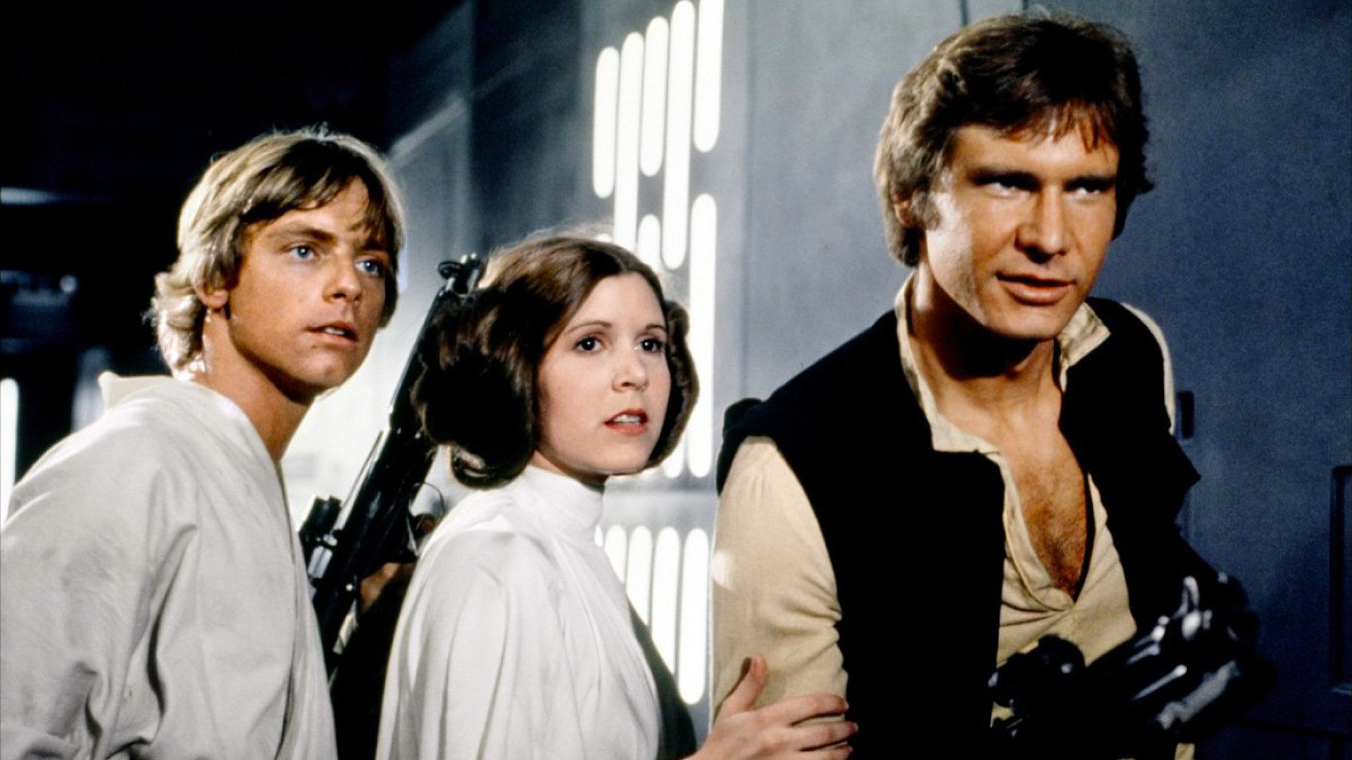 Mark Hamill Says John Williams Deserves Almost As Much Credit As George Lucas Fo...