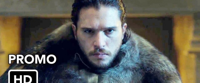Fire And Ice Collide In This Epic Teaser Trailer For Game Of Thrones Season 8