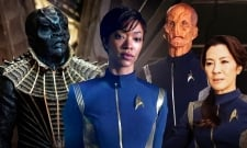 First Plot Synopsis For Star Trek: Discovery 2 Beams Up