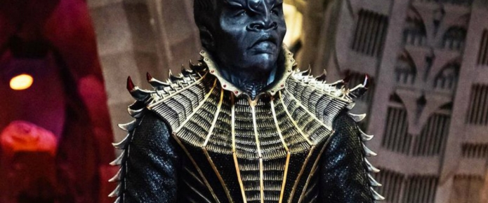 The Klingons Will Have A Completely New Look In Star Trek: Discovery Season 2