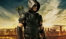 Stephen Amell Shows Off His Classic Green Arrow Beard