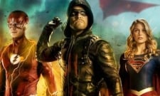 Stephen Amell Teases Mystery Cast Member For Arrowverse Crossover With BTS Video