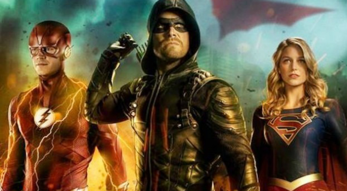 The Arrowverse Heroes Visit Gotham City In New Elseworlds Set Pics