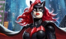 Stephen Amell Teases Ruby Rose's Batwoman Costume Test