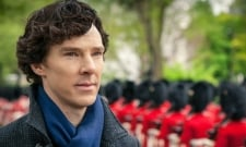Benedict Cumberbatch Says Don't Hold Your Breath For More Sherlock