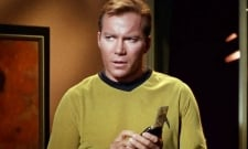 Quentin Tarantino May Bring William Shatner Back For His Star Trek Movie
