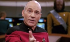 Patrick Stewart Shares First BTS Photo From Picard's Star Trek Show