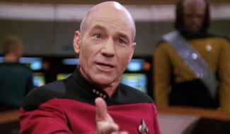 Paramount's Thinking Of Doing A Star Trek: Picard Movie