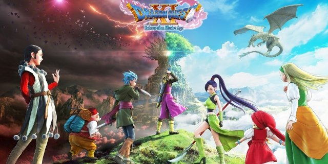 Dragon Quest XI Artwork