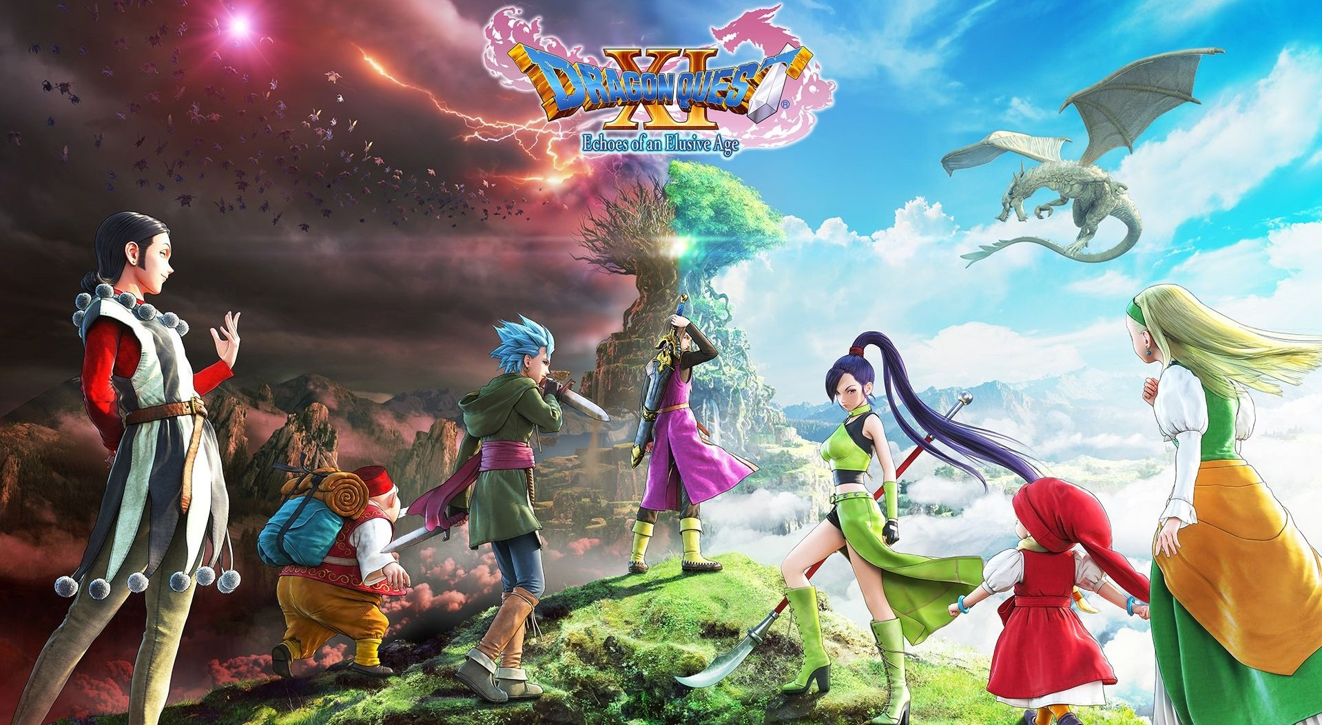 Dragon Quest XI: Echoes of an Elusive Age Review