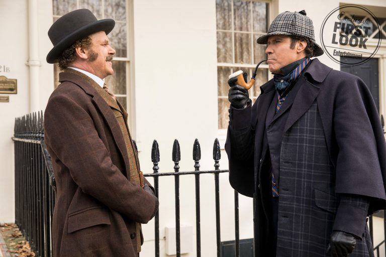 First 'Holmes And Watson' Trailer Features Will Ferrell And John C