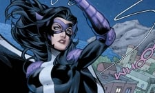 New Birds Of Prey Set Pic Reveals Huntress' Full Costume