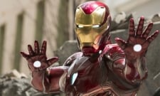 Iron Man Wields The Proton Cannon In Avengers 4 Fan Art