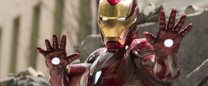 MCU Video Showcases Robert Downey Jr.'s First Costume Fitting As Iron Man