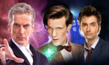 Two Time Lords Collide As Doctor Who's David Tennant And Peter Capaldi Reunite