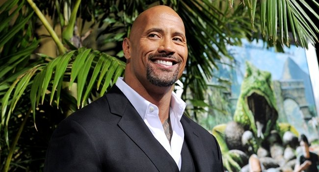 The Rock Might Be Getting His Own Fortnite Skin