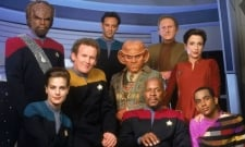 Star Trek: Deep Space Nine Documentary Reveals Season 8's Spaceship