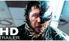 The Symbiote Feeds In New Venom TV Spot