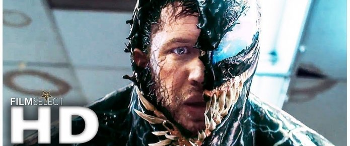 New Venom TV Spot Sees The Sinister Symbiote Hunting His Prey