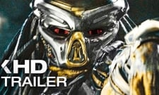 New TV Spot For The Predator Teases The Return Of The Hell Hound