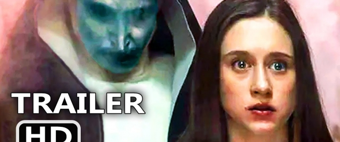 New Promo For The Nun Conjures Up A Delightful Scare
