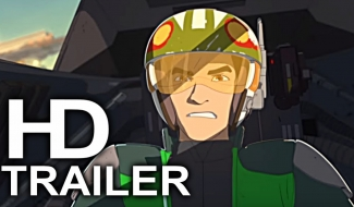 Blistering First Trailer For Star Wars Resistance Takes Flight