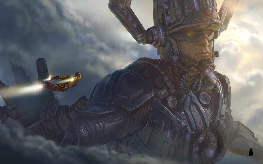Liam Neeson Being Eyed To Play The MCU's Galactus