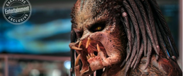 Scary New Photo From The Predator Spotlights The Beast