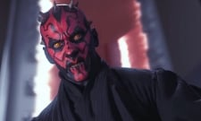 The Real Reason Darth Maul Wore An Earring In The Phantom Menace