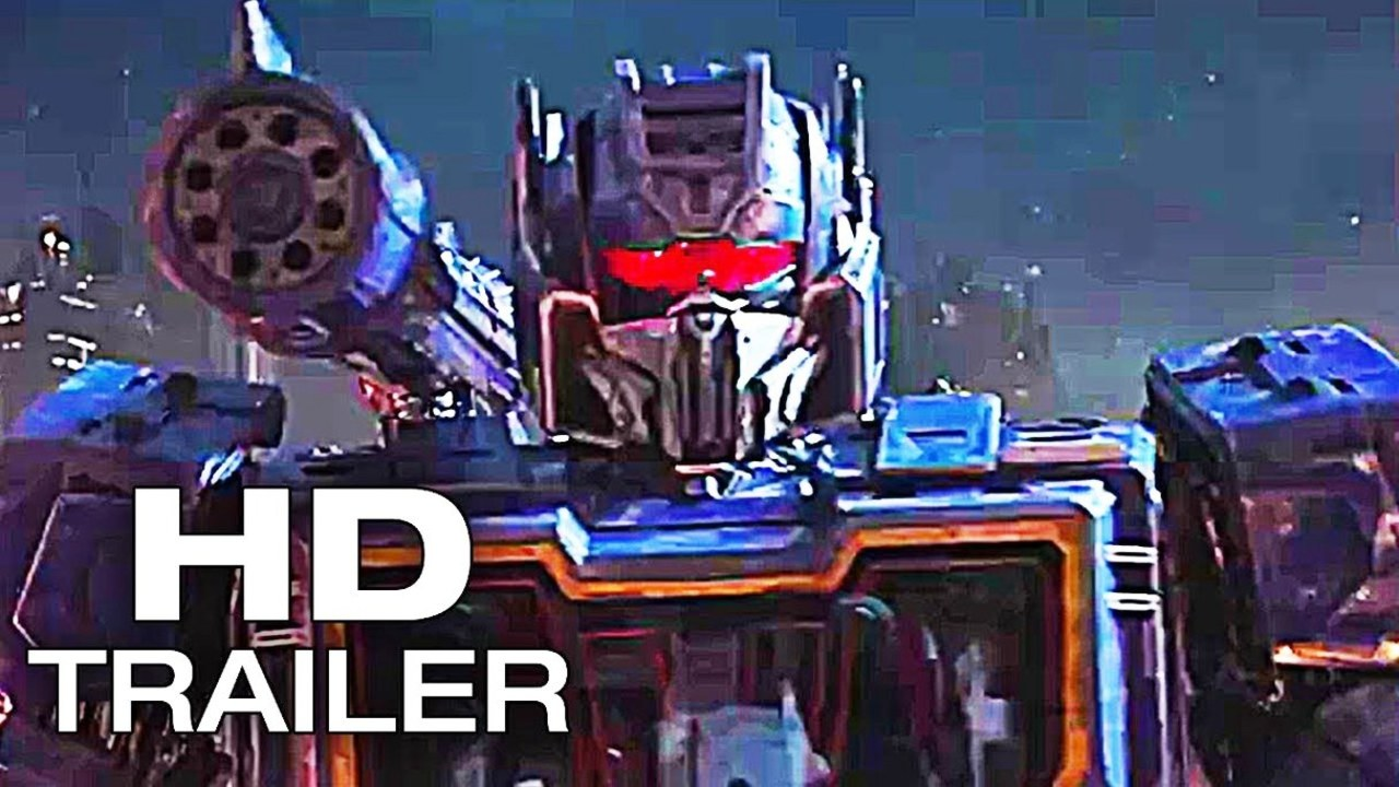 new bumblebee trailer gives first look at optimus prime
