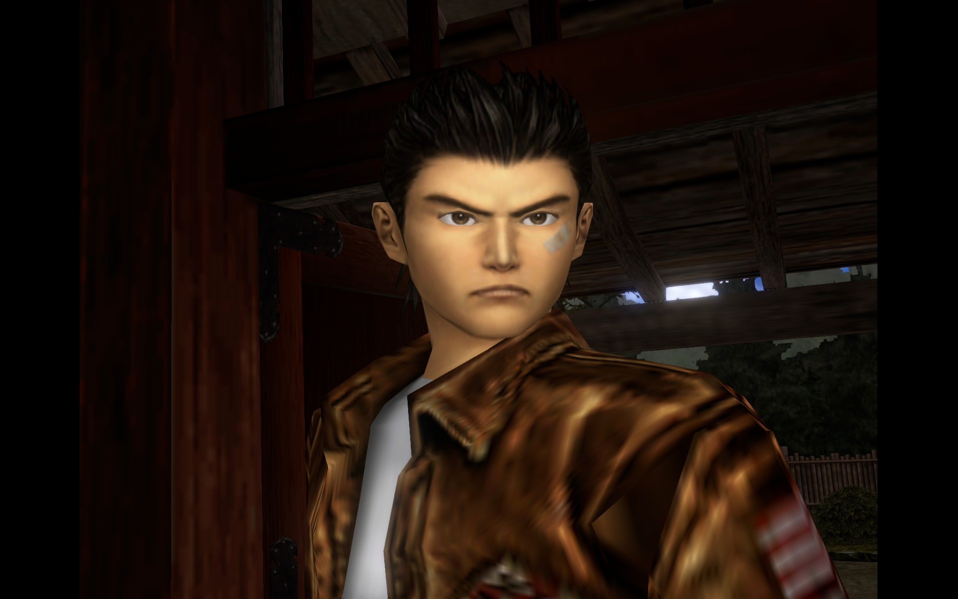 Ryo from Shenmue