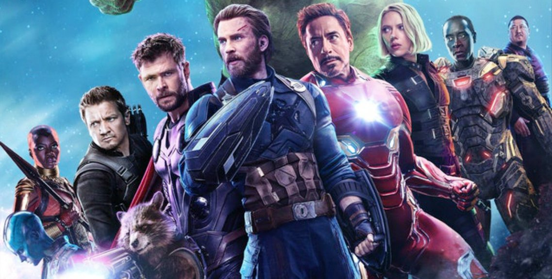'Avengers: Age of Ultron' official trailer released after ...