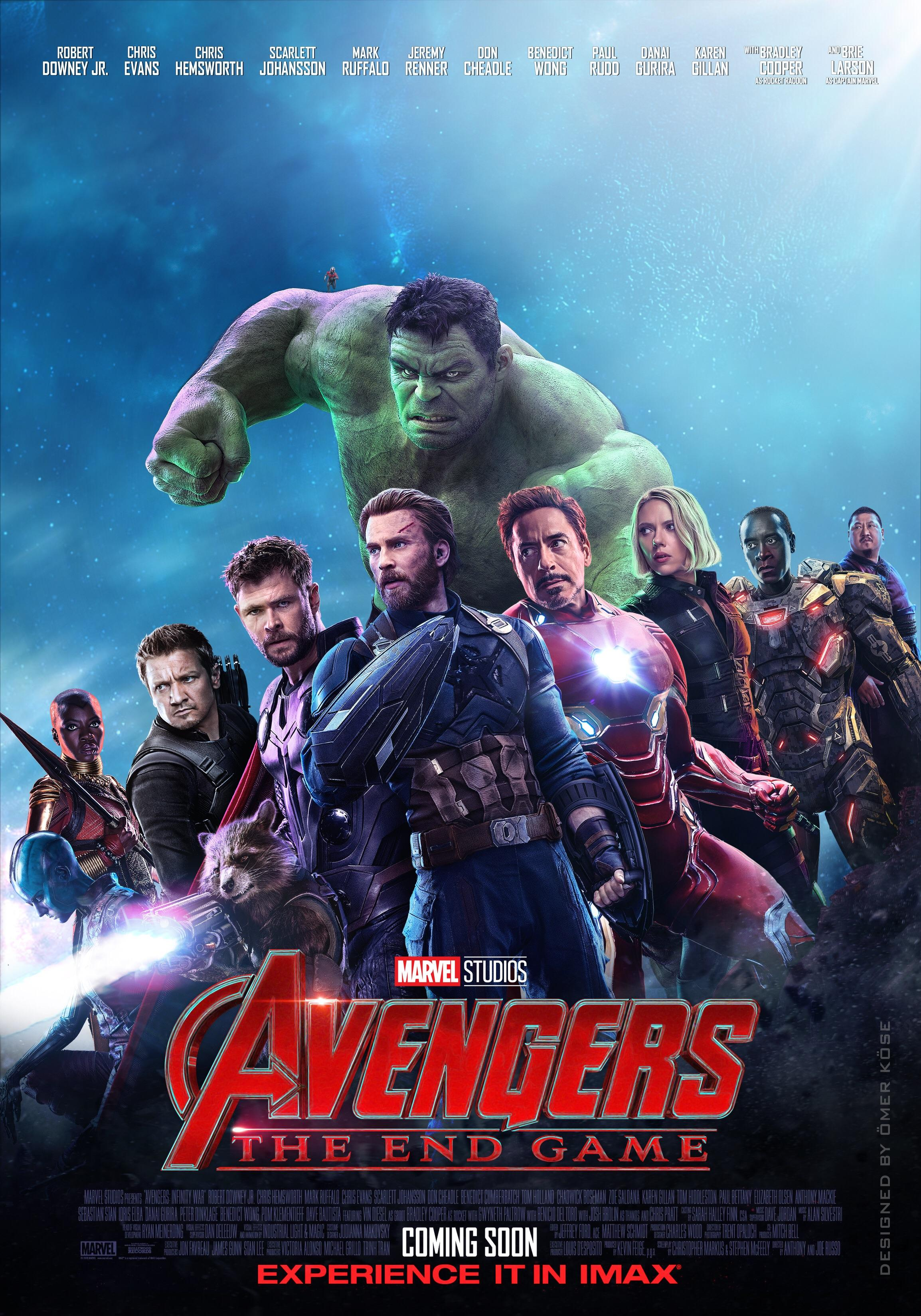 its the end game for earths mightiest heroes on avengers