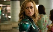 Brie Larson Shuts Down The Captain Marvel Haters